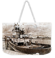 Bobbie Ann Weekender Tote Bag by Suzanne Stout