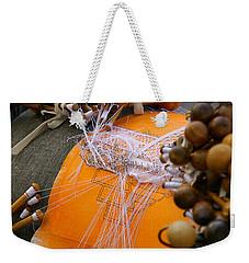 Bobbin Lace Weekender Tote Bag