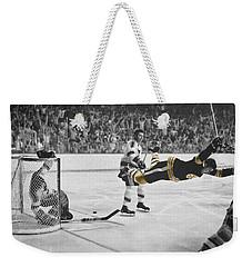 Bobby Orr 2 Weekender Tote Bag