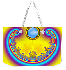 Bobby's Blue Skies Weekender Tote Bag