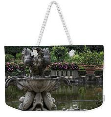 Boboli Fountain Weekender Tote Bag