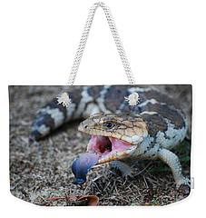 Bobtail Lizard Weekender Tote Bag