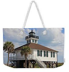 Weekender Tote Bag featuring the photograph Boca Grande  by Rosalie Scanlon
