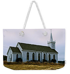 Bodega Church Weekender Tote Bag by Eric Tressler