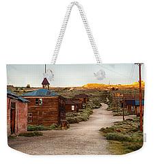 Bodie California Weekender Tote Bag
