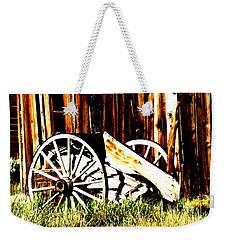 Bodie Wheel Weekender Tote Bag