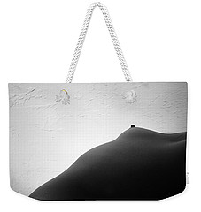 Bodyscape Weekender Tote Bag by Joe Kozlowski