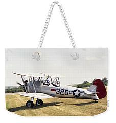 Boeing Stearman Weekender Tote Bag