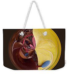 Bold Orb Weekender Tote Bag
