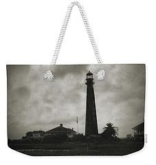 Bolivar Lighthouse Weekender Tote Bag