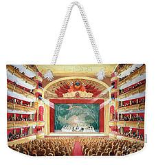 Bolshoi Ballet Weekender Tote Bag