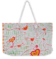 Bonds Of Love Weekender Tote Bag by Sonali Gangane