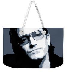 Bono Weekender Tote Bag by Dan Sproul