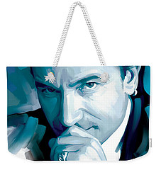 Bono U2 Artwork 4 Weekender Tote Bag
