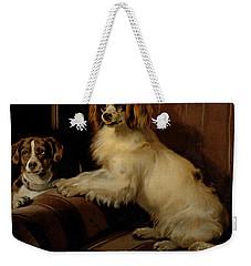 Bony And Var Weekender Tote Bag