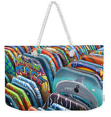 Boogie Boards Weekender Tote Bag