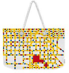 Boogie Woogie Las Vegas Weekender Tote Bag by Chungkong Art