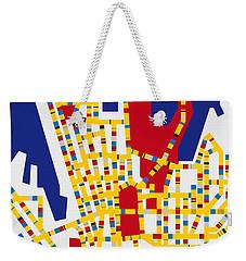 Boogie Woogie Sydney Weekender Tote Bag by Chungkong Art