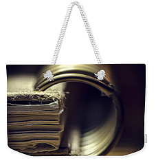 Book Of Secrets Weekender Tote Bag