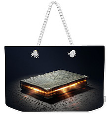 Book With Magic Powers Weekender Tote Bag