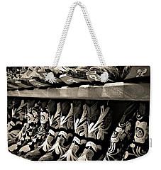 Boot Camp Weekender Tote Bag