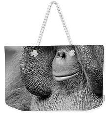 Bornean Orangutan V Weekender Tote Bag