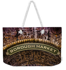 Borough Archway Weekender Tote Bag
