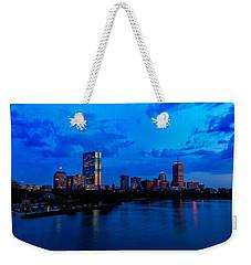 Boston Evening Weekender Tote Bag