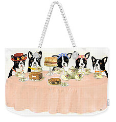 Boston Tea Party Weekender Tote Bag