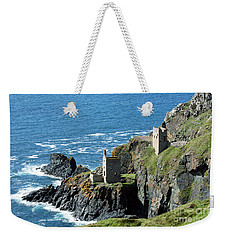 Botallack Crown Engine Houses Cornwall Weekender Tote Bag