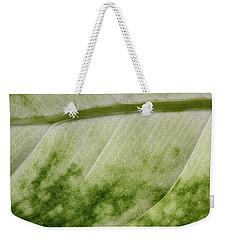 Botanical Freeway Weekender Tote Bag