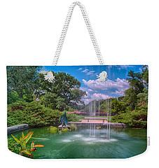 Botanical Garden Weekender Tote Bag