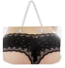 Bottoms Up Weekender Tote Bag
