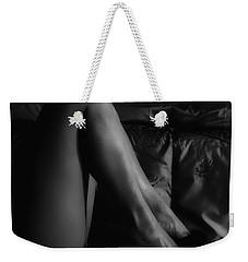 Boudoir Weekender Tote Bag