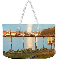 Boulevard's Golden Pillar Weekender Tote Bag