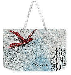 Bound To Fly Weekender Tote Bag