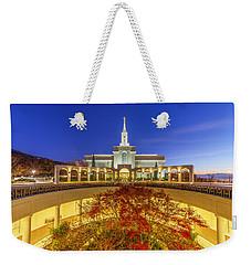 Bountiful Weekender Tote Bag