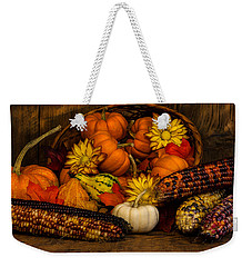 Bountiful  Weekender Tote Bag