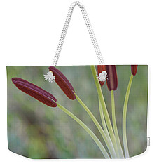 Bouquet On Bokeh Weekender Tote Bag