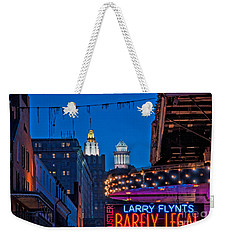 Bourbon Street And Cbd Lights  Weekender Tote Bag