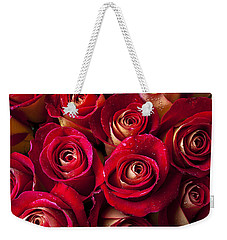 Boutique Roses Weekender Tote Bag