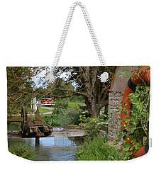 Bouy By Canal Weekender Tote Bag