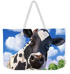 Bovinity Weekender Tote Bag