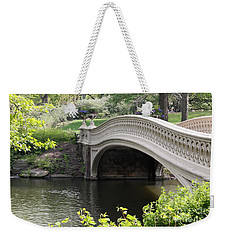 Bow Bridge Iv Weekender Tote Bag