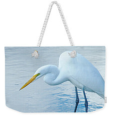 Bow Weekender Tote Bag by Lizi Beard-Ward