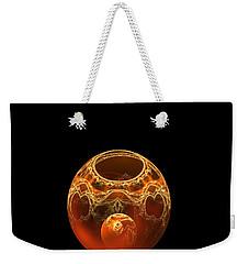 Bowl And Orb Weekender Tote Bag