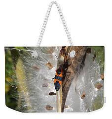 Boxelder On Butterfly Milkweed 2 Weekender Tote Bag