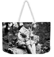Boy And Best Friend Weekender Tote Bag