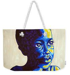 Boy Dreams Weekender Tote Bag