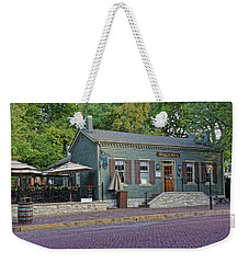 Braddens Main Street St Charles Mo Dsc00874  Weekender Tote Bag by Greg Kluempers